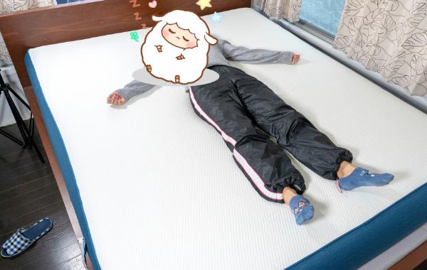 コアラマットレス寝心地